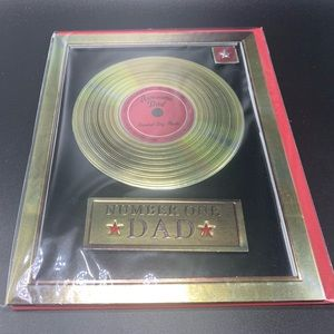 ⚡️5/$30⚡️Papyrus golden record, Father's Day card